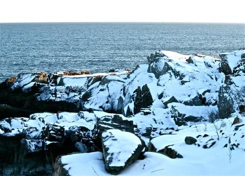 Sea and Snow