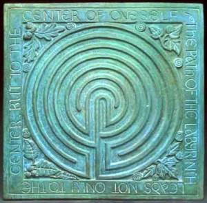 copper labyrinth