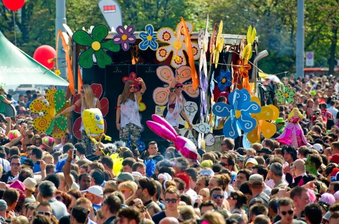Inland - Street Parade 2011