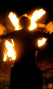 fire danceer solstice_