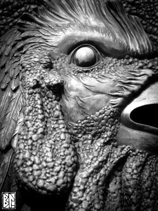 metal-rooster