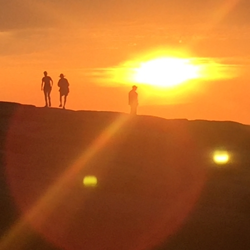 sun-dancers