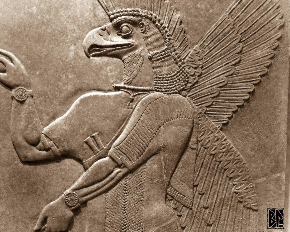 mesopotamian-god