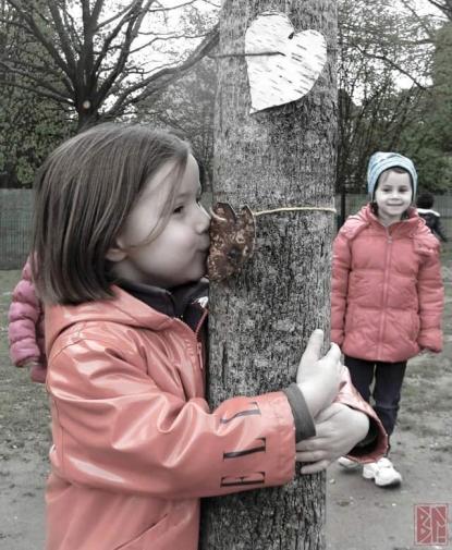 Tree hugger BL