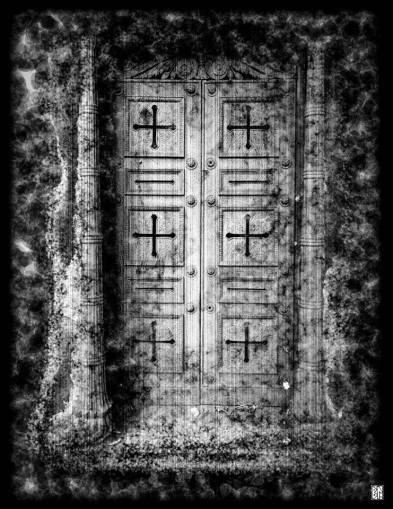 The door BL