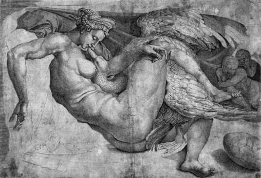 leda-and-the-swan-michelangelo