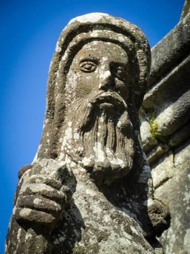 stone pilgrim