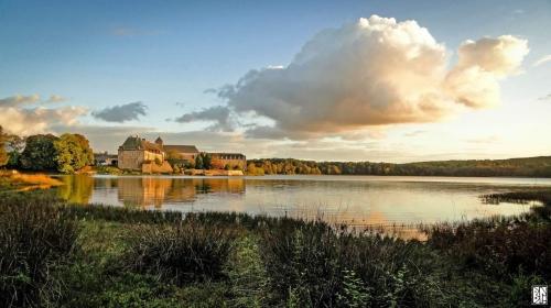 Abbaye en Broceliande BL