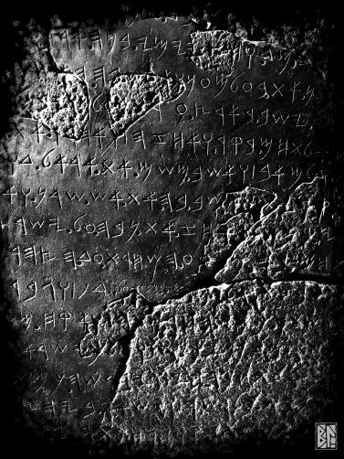 runes tablette BL