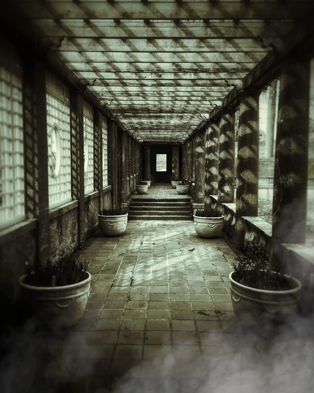 gothic corridor BL